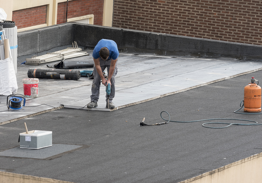 Commercial Roofing Company in WV, OH and KY