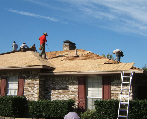 Roofing Materials for Roof Makeover